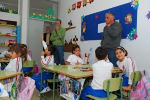 Desarrollo del pensamiento lógico-matemático en educación infantil